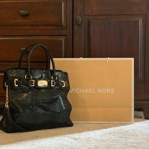 Michael Kors Genuine Leather Large Tote